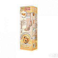 Овечье масло OvisOlio профил.гель-бальзам для ног от трещин (женьшень)70г