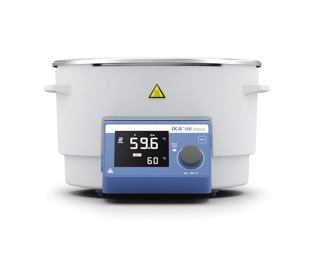 Лабораторная масляная баня HB digital