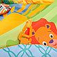 PITUSO Развивающий коврик СОЛНЕЧНЫЙ КРУГ, 75*55*22 см, фото 4