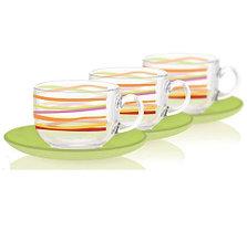 Чайный сервиз Luminarc Evolution Rubans