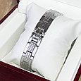 Магнитный браслет Серебряный Джин, фото 8