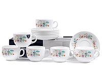 Чайный сервиз Luminarc Rose pompon на 6 персон, фото 1