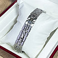 Магнитный браслет Мифрил Silver, фото 7