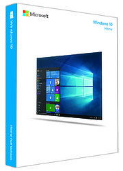 Microsoft Windows 10 Home, 32-bit/64-bit, Электронный ключ
