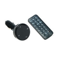 FM - трансмиттер, 12 В, 2 USB/Mp3/WMA/AUX/MicroSD/Bluetooth, микс