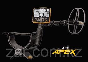 Металлоискатель грунтовый GARRETT ACE Apex (Стандартный комплект: металлоискатель)