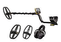 Металлоискатель грунтовый GARRETT ACE Apex (Беспроводной комплект: металлоискатель + беспроводные наушники MS-