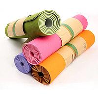 Коврик для фитнеса (yoga mat TPE)
