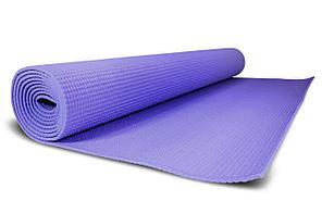 Коврик гимнастический фиолетовый