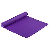 Коврик гимнастический темно-фиолетовый