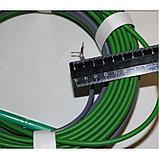 Одножильная нагревательная секция СНО-18-209 (зеленый) Теплый пол, фото 4