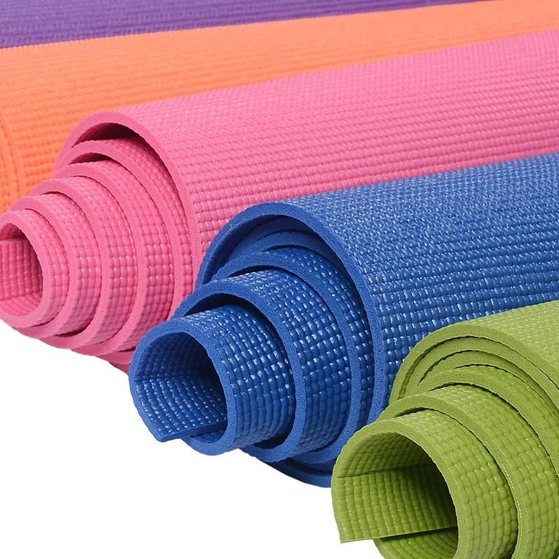 Гимнастические коврики для фитнеса