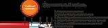 Двухжильный нагревательный мат 2,5м² МНД-2,5-400Вт, фото 5