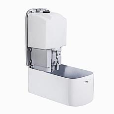 Автоматический сенсорный дозатор мыла и антисептических средств Breez: BSD1000W (в виде пенки), фото 2