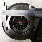 Турбокомпрессор (турбина), с установ. к-том на / для CASE / FORD CARGO /  VOLVO, MASTER POWER 808276, фото 3