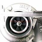 Турбокомпрессор (турбина), с установ. к-том на / для IVECO, ИВЕКО, EUROSTAR, ЕВРОСТАР, MASTER POWER 805274, фото 2