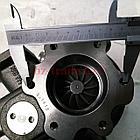 Турбокомпрессор (турбина), с установ. к-том на / для IVECO, ИВЕКО, EUROCARGO, ЕВРОКАРГО, MASTER POWER 808052, фото 4
