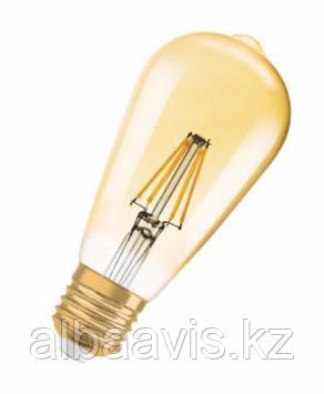 Лампа светодиодная led Эдисона 4 ватт,  лампы ретро-стиля, ретро лампы, винтажные лампы, старинные лампы