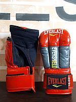 Перчатки для рукопашного бой кожа, фото 1