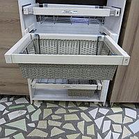 Мебельная выкатная корзина для шкафа GB0102