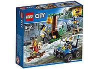 LEGO 60171 Убежище в горах City Police, фото 1