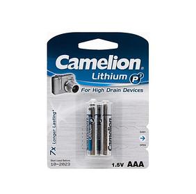 Батарейка CAMELION Super Heavy Duty R03P-SP24B 24 шт. в плёнке.