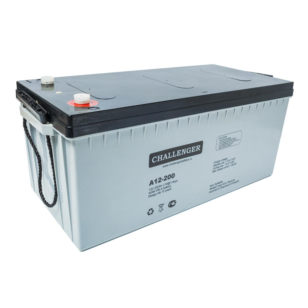 Аккумулятор для бесперебойника Challenger A12-145