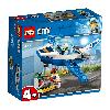 LEGO 60206 City Police Воздушная полиция: патрульный самолет