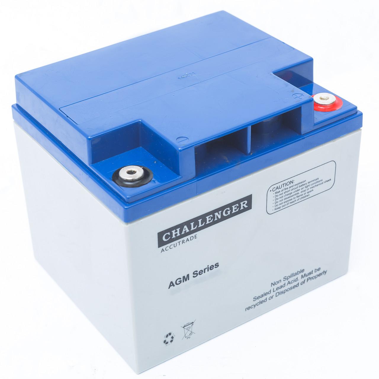 Аккумулятор Challenger A12-33 (12В,  33Ач)