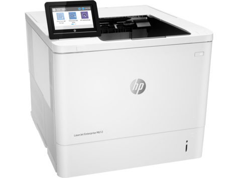 Лазерный принтер HP Enterprise M612dn для черно-белой печати