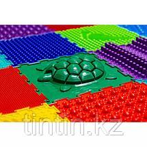 Детский массажный коврик ОРТОДОН, набор Ассорти микс №16 (16 пазлов), фото 2