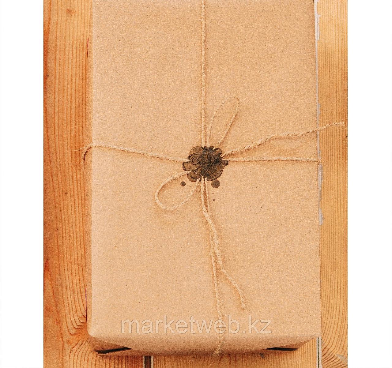 Бумага упаковочная крафт 0,72 x 50 м - фото 4