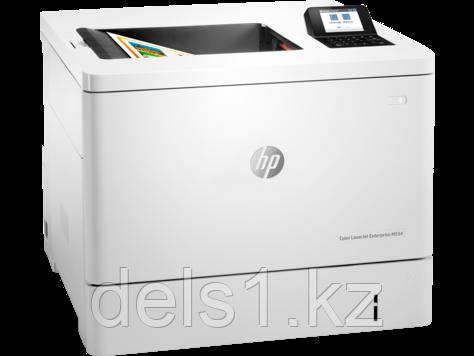 Лазерный принтер HP Color LaserJet Enterprise M554dn для цветной  печати