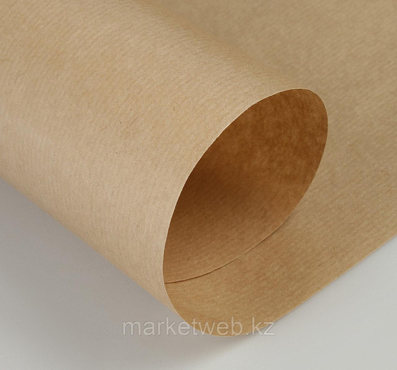 Бумага упаковочная крафт 0,72 x 50 м - фото 5