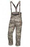 Брюки мужские демисезонные ОКРУГ Тувалдык -15°C (ткfань алова, кмф.коричневый), размер 48