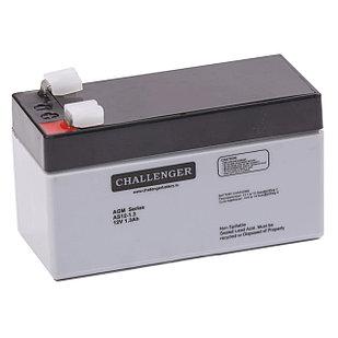 Аккумулятор Challenger AS12-1.3 (12В, 1,3Ач)