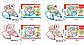 Детский шезлонг-качалка iBaby 432-7 Мышки в пряниках, фото 5