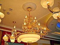 Электрическая лебедка для светильников и люстр!