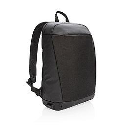 Антикражный рюкзак Madrid с разъемом USB и защитой RFID