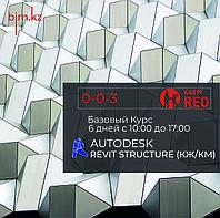 Курс обучения Autodesk Revit Structure(Конструкции КЖ/КМ)