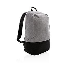 Стандартный антикражный рюкзак, серый