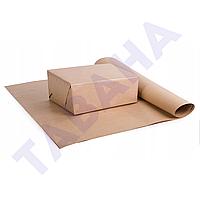 Крафт небеленый (коричневый) фабрика ИЛИМ