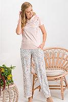 Пижама женская* 3 XL / 54-56, Светло-Розовый