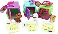 Коллекционная Игрушка Собачка в домике с драже «PUPPY LOVE» 8гр. Kidsmania /12шт-упак/