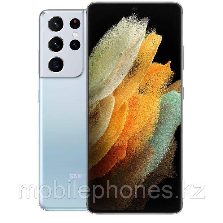 Смартфон Samsung Galaxy S21 Ultra 128Gb Серебристый