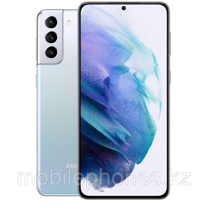 Смартфон Samsung Galaxy S21 Plus 128Gb Серебрянный
