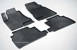 "Коврики в салон Lexus RX 450 (2003-2009) ""Сетка"""