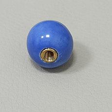 Шарик 1,7 см / васильковый (для кольца и браслета СО) ЕВ15