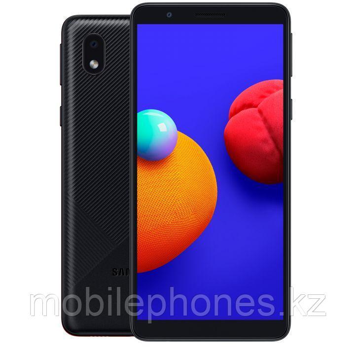 Смартфон Samsung Galaxy A01 Core Черный