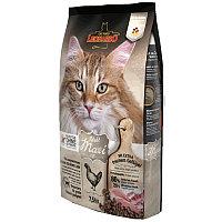 Leonardo Adult Grain Free Maxi беззерновой корм с домашней птицей для кошек крупных пород